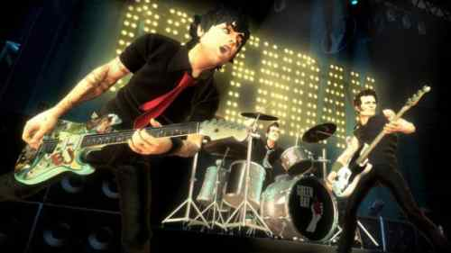 Green Day Rock Band...